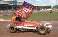 26th June 2011: F1 at Belle Vue