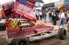 2nd July 2011: F1 and Ministox at Coventry