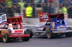 16th July 2011: Ministox at Stoke, F1 Euro at Northampton