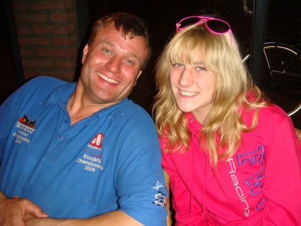 FWJ and Phoebe