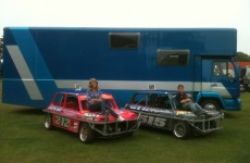 30th July 2011: MiniStox in the Isle Of Man & F1 Semi at Skegness