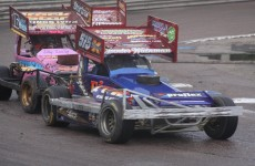27th August 2011: F1 and Ministox at Birmingham