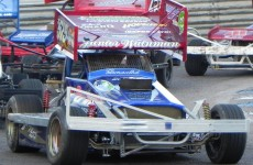 22nd October 2011: F1 & Mini-stox at Birmingham