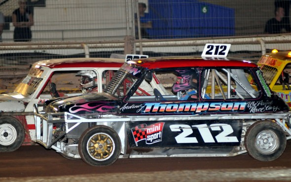 Phoebe at Coventry, October 2011