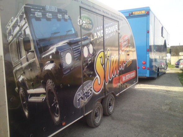 Big thanks to Mark Calzoni for lending us this trailer.