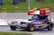 14th April 2012: F1 at Northampton