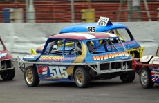 19th May 2012: F1 & Mini-stox at Northampton