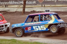 7th May 2012: F1 & Mini-stox at Sheffield