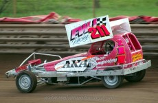 28th April 2012: F1 & Ministox at King's Lynn, V8 at Stoke.