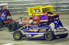 21st April 2012: F1 & Mini-stox at Birmingham