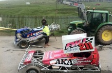 20th May 2012: F1 & V8 at Buxton