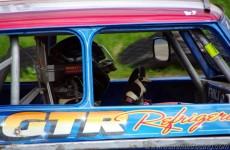 17th June 2012: F1, V8 & Mini-Stox at Buxton