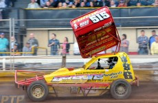 7th July 2012: F1 British, Ministox British, and V8 at Coventry