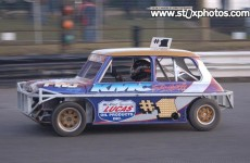 4th April 2013: Ministox at Skegness