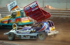 30th March 2013: F1 & Ministox at Stoke