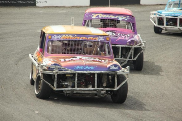 british heat racing sunday
