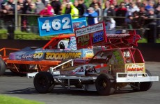 11th August: F1 & V8 at Buxton