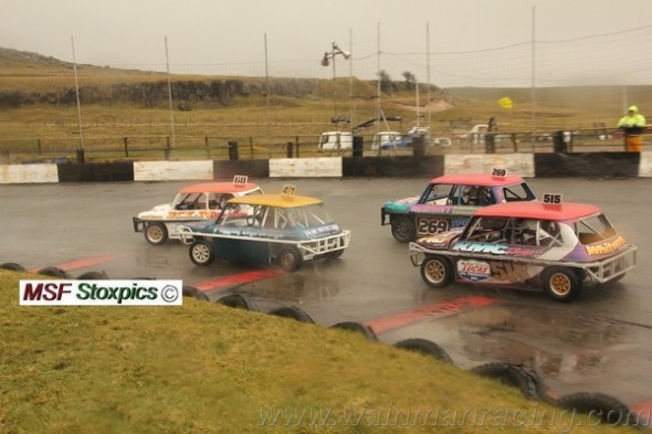 The Buxton Gold Cup Race.