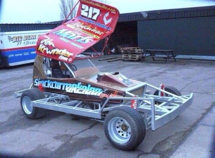 For Sale  F1 stock car and truck  Wainman Racing