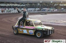 Junior Jnr's Ministox career