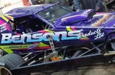 Frankie's 2016 shale car