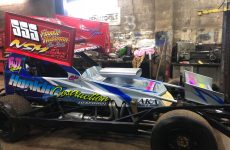 FWJJ's new tarmac car