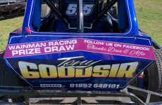 The Wainman Racing Prize Draws are back