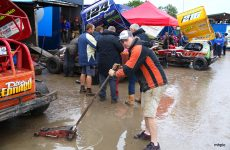 Wet Weekend at the Euros